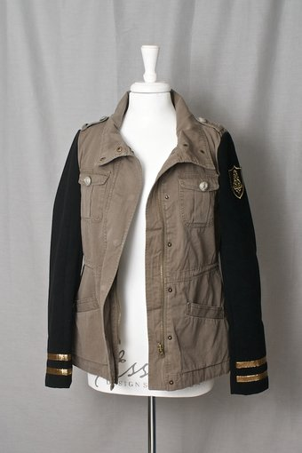 Culture - Moriah Jacket Army Combo