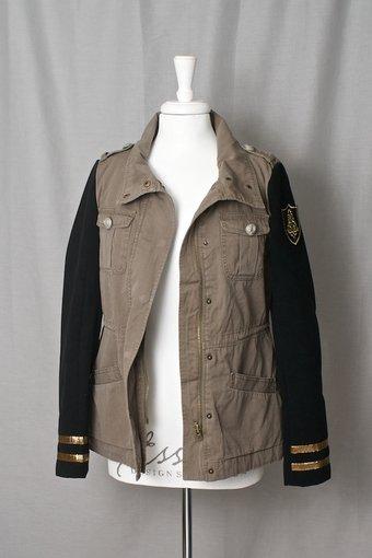 Culture - Moriah Jacket Army Combo