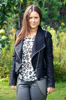 Pulz Jeans - Martina Jacket Black