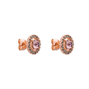 Lily and Rose - Miss Miranda Earrings Antique Pink Rose Gold