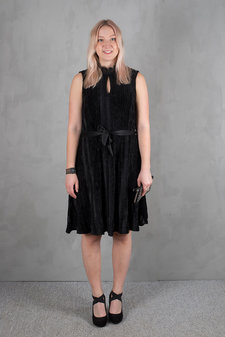 Culture - Ciliane Dress Black