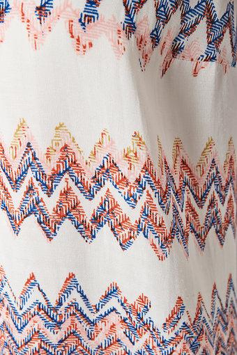 Culture - Nanzie Shirt Spring Gardenia