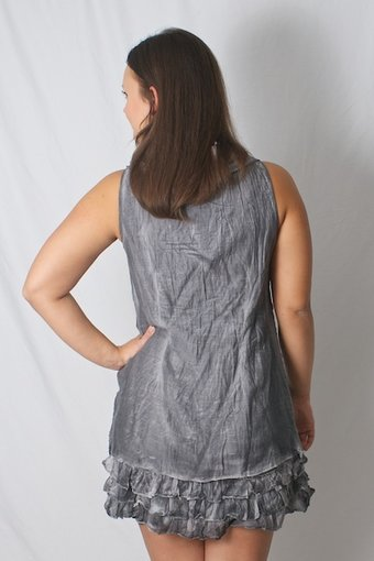 ReMind - Helma Tunic Charcoal