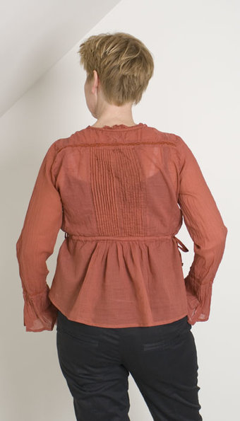 Culture - Blus Ziva Red Clay