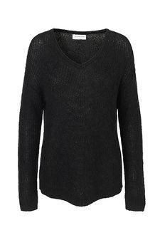 Rosemunde - Pullover Black Shimmer Blend