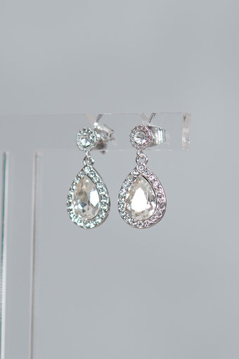 Lily and Rose - Earring Miss Amy Silver Shade