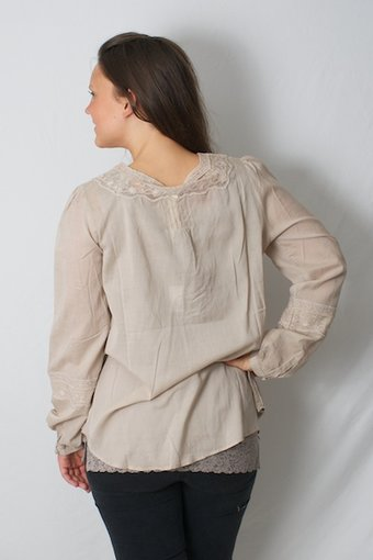 Andersen & Lauth - Gaby Blouse Powder
