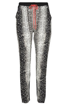 Second Female - Snake Pants Black/Neon