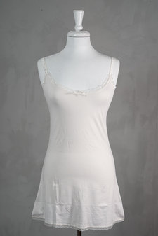 Cream - Lise Underdress White Sand