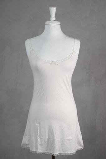 Cream - Lise Underdress White Sand