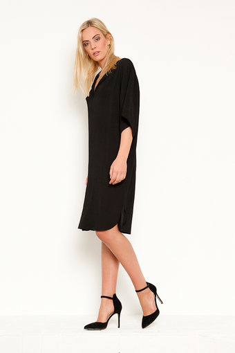 Vintage by Fé - Jimelda Dress Black