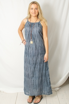 Love Forever - Hjördis Maxidress Blue 30% REA