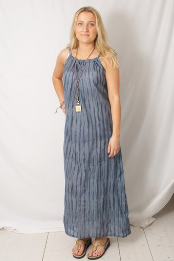 Love Forever - Hjördis Maxidress Blue
