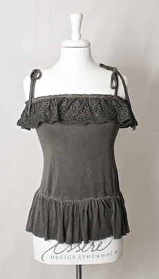 Design Werk of Sweden - Freja Top Singoalla Grey 50% REA