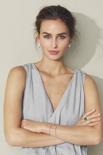 Pernille Corydon - Pasodoble Bracelet Silver