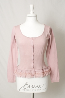Cream - Liva Cardigan Rose Blush