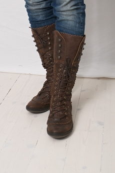 DKODE - Naide Boots Hispania Chestnut