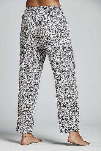 Ajlajk - Pyjamas Byxa Silver Rose Leo IT945