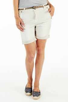 Circle of Trust - Zoe Shorts Fuzzy Beige