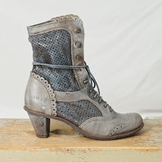 DKODE - Vilma Boots Stone Grey
