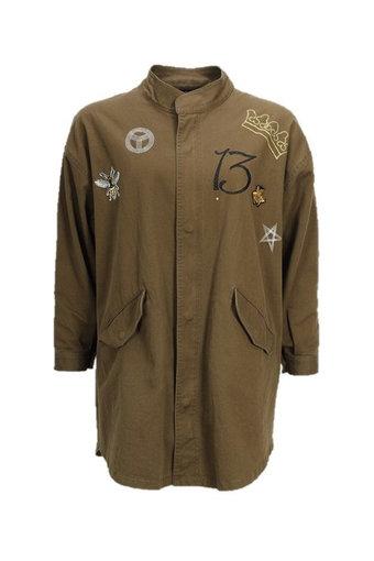 Isay - Teda Jacket Army