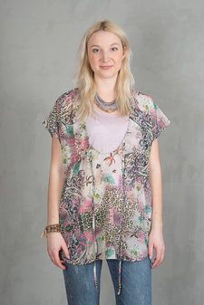 Monrow - Stacey Blouse