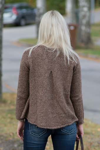 Sixty Days - Napoli Cardigan Copper
