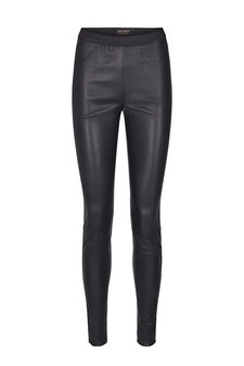 Mos Mosh - Lucy Stretch Leather Legging Black