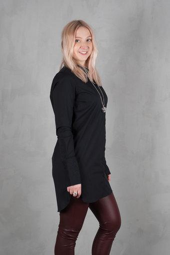 Mos Mosh - Catrina Shirt Black