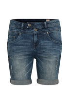 Culture - Irka Shorts Blue Wash