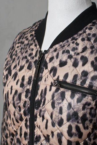 Pulz - Cari Jacket Animal Print