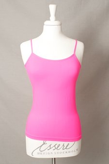 Culture - Winifred Seamless Top Neon Pink