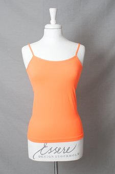 Culture - Winifred Seamless Top Neon Orange