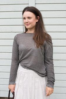 European Culture - Sweater Grey