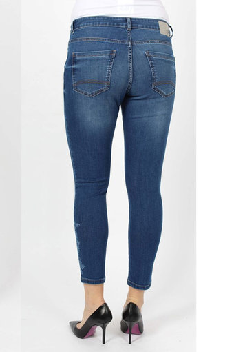 Isay - Lucca 7/8 Jeans Denim Spring