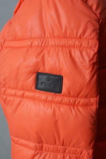 Pulz - Kitt Jacket Bright Orange