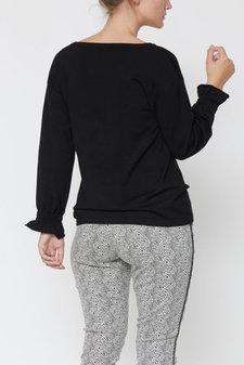 Isay - Vida Knit Pullover Black