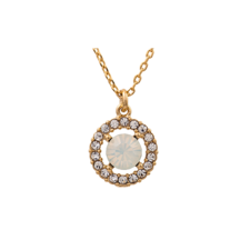 Lily and Rose - Miss Miranda Necklace White Opal