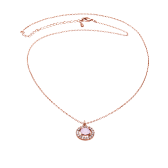 Lily and Rose - Miss Miranda Necklace Rose Opal